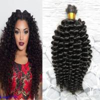 Mongolian Kinky Curly Afro Crochet Braids Loose Curly Hair ...