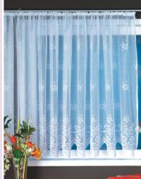 On Sale Polyester Lace Big Window Curtains for Lace Bay ...