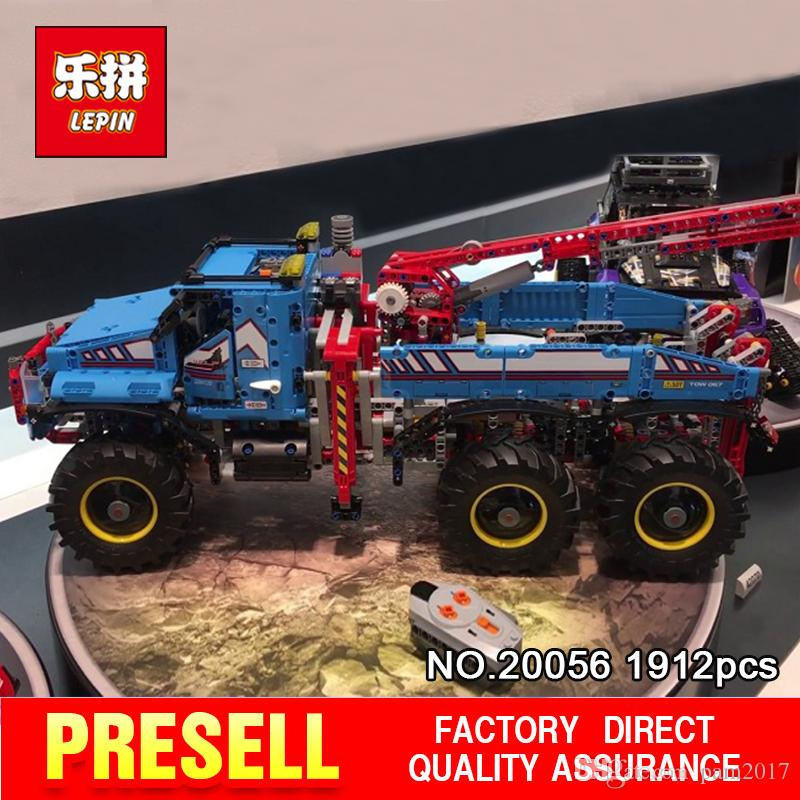 Best New 20056 Lepin Technic Series The Ultimate All Terrain Remote