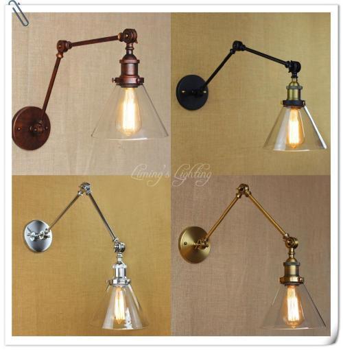 Medium Of Swing Arm Wall Lamp