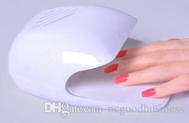1set New Nail Polish Dryer Fan Mini Portable Nail Art