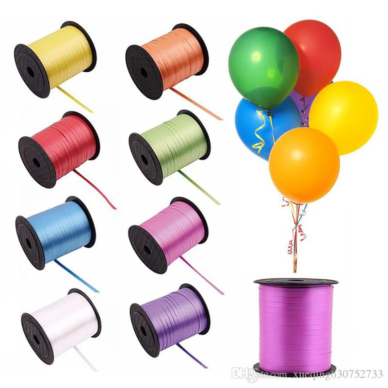 A 1 Balloon Ribbon Roll Diy Roll Crafts Foil Curling Wedding