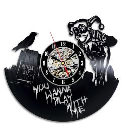 Small Crop Of Boys Wall Clock