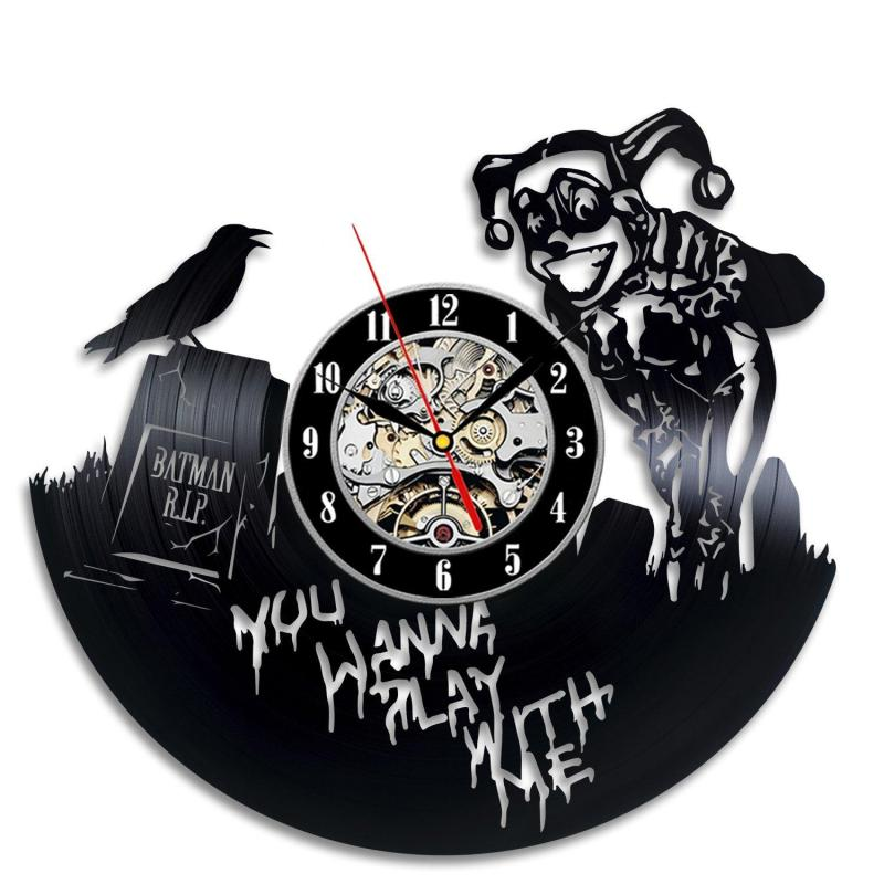 Large Of Boys Wall Clock