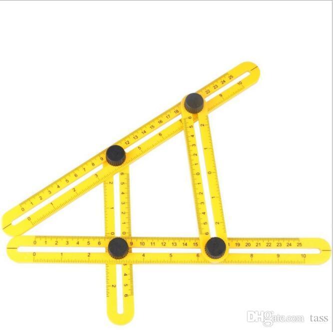 2019 Angle Izer Angle Measure Multi Angle Ruler Template Tool