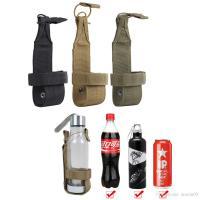 Tactical Molle Lightweight Water Bottle Holder Bottle ...