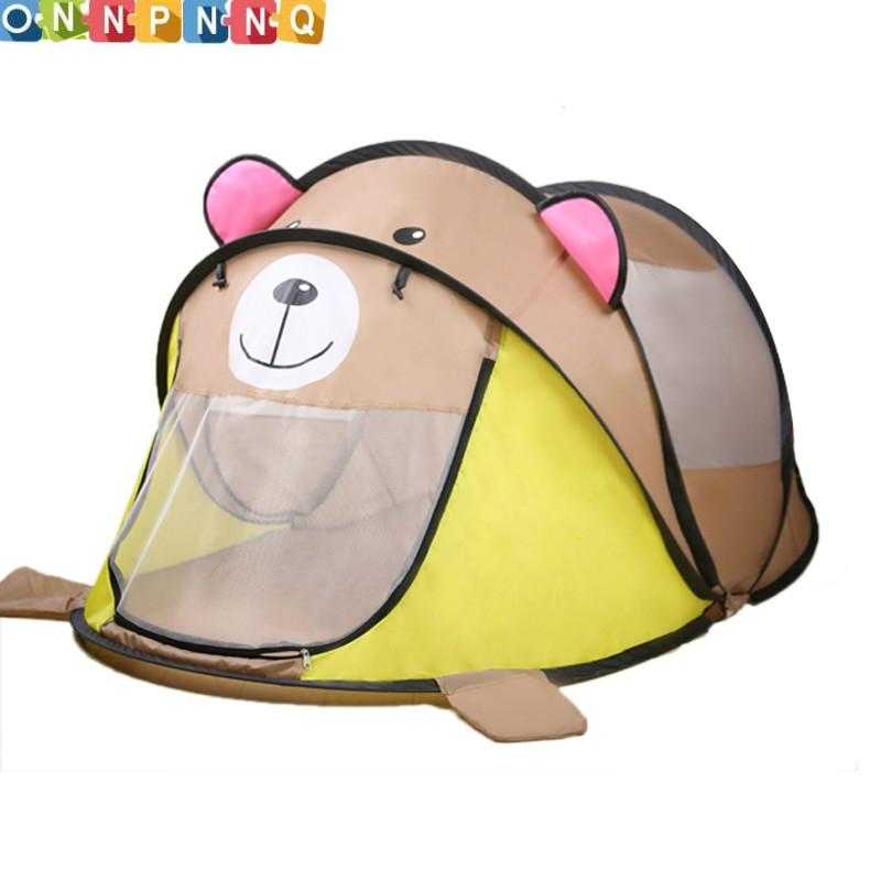 2017 Cartoon Animal Toy Tents Children House Kids For Tent Indoor - cartoon children play
