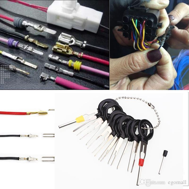 2019 Car Cable Line Terminal Removal Tools Harness Wiring Pin
