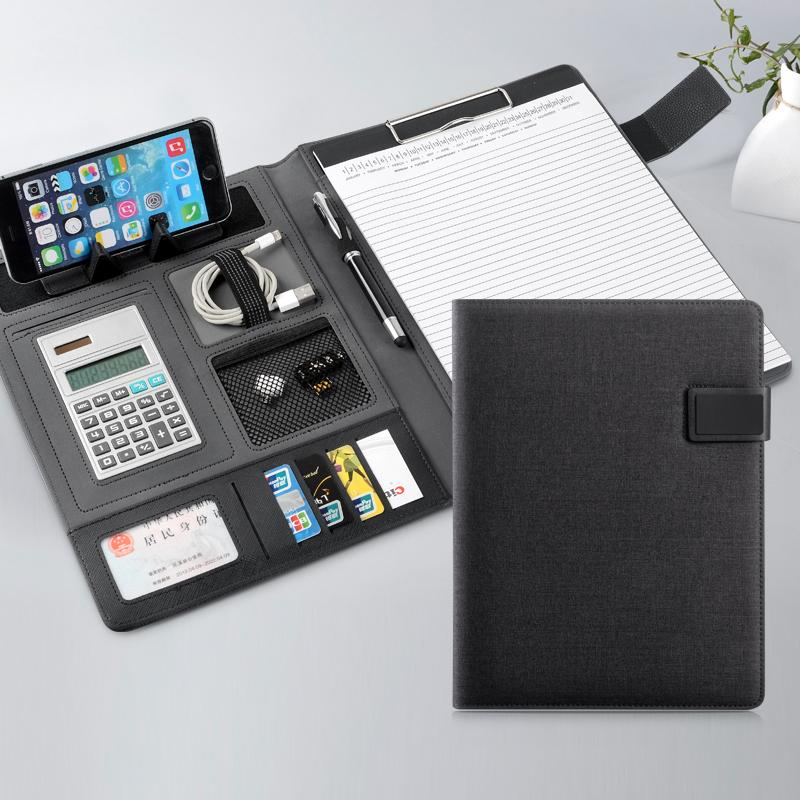 Harphia A4 Manager Conference Document Organizer File Folder