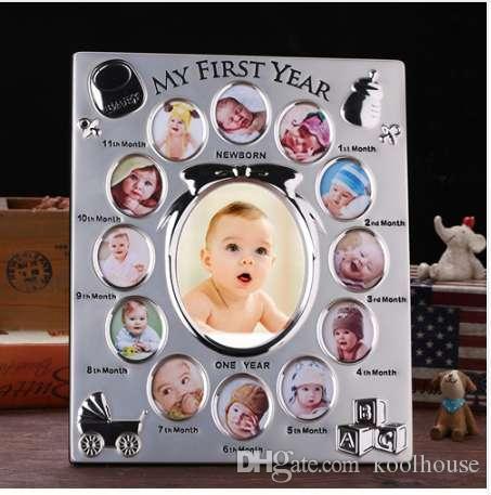 Compre Mi Primer Año Regalo De Bebé Regalo De Cumpleaños Para Niños