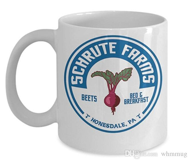 Schrute Farms Beets Merchandise This 11 Oz Tv Show Inspired Michel