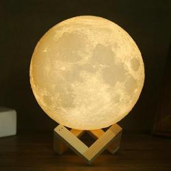 Small Of Moon Night Light