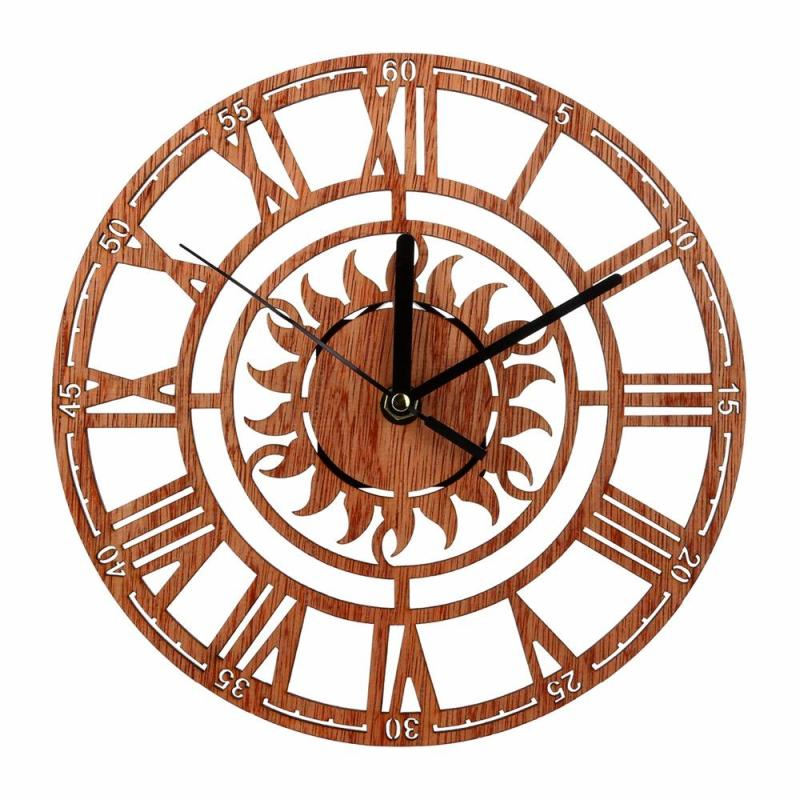 Large Of Roman Numerals Clock