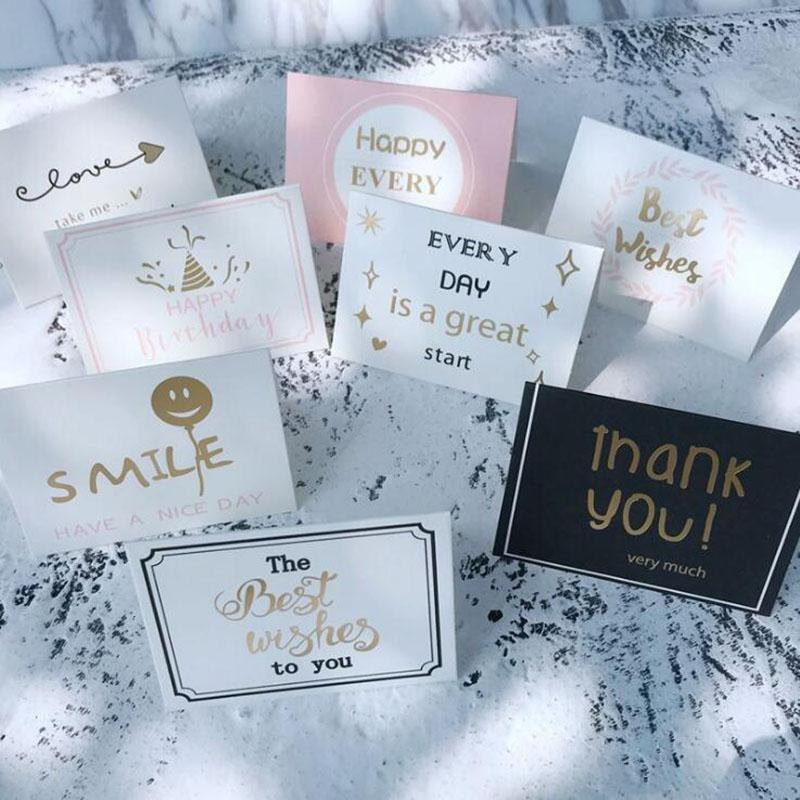 Business Greeting Cards Thanksgiving Greeting Card Decorations For