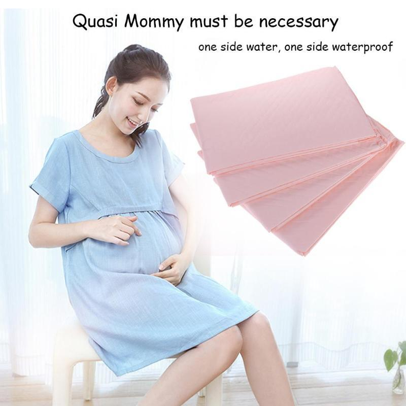 2018 Disposable Nursing Pads Maternal Puerperal Pad Bed Sheet For