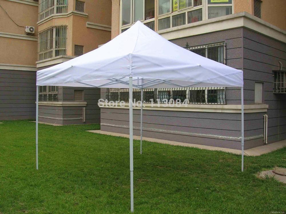 Steel Frame 3m X 3m Garden Shade Tent / Garden Gazebo / Sun Shelter