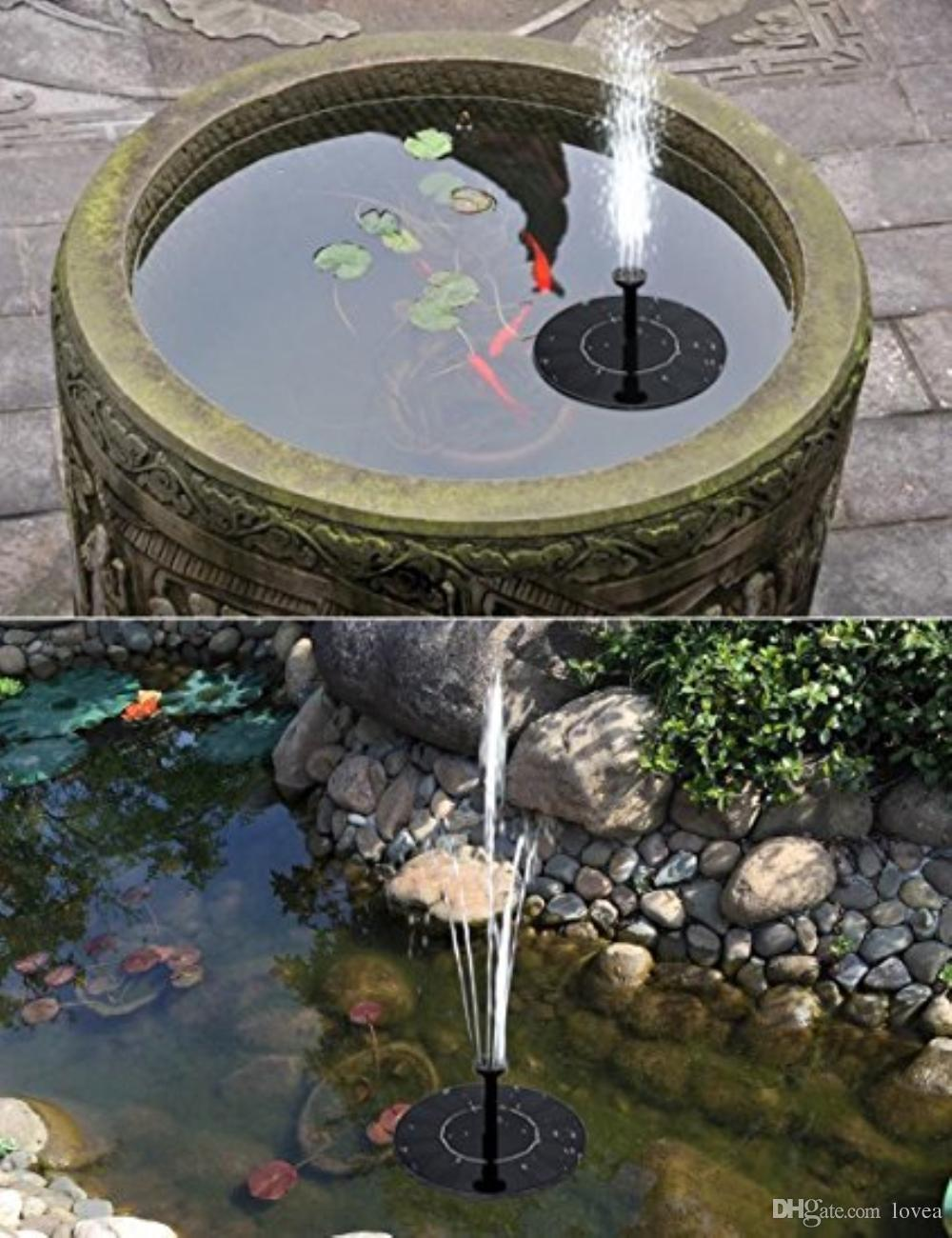 Fullsize Of Solar Fountain Pump