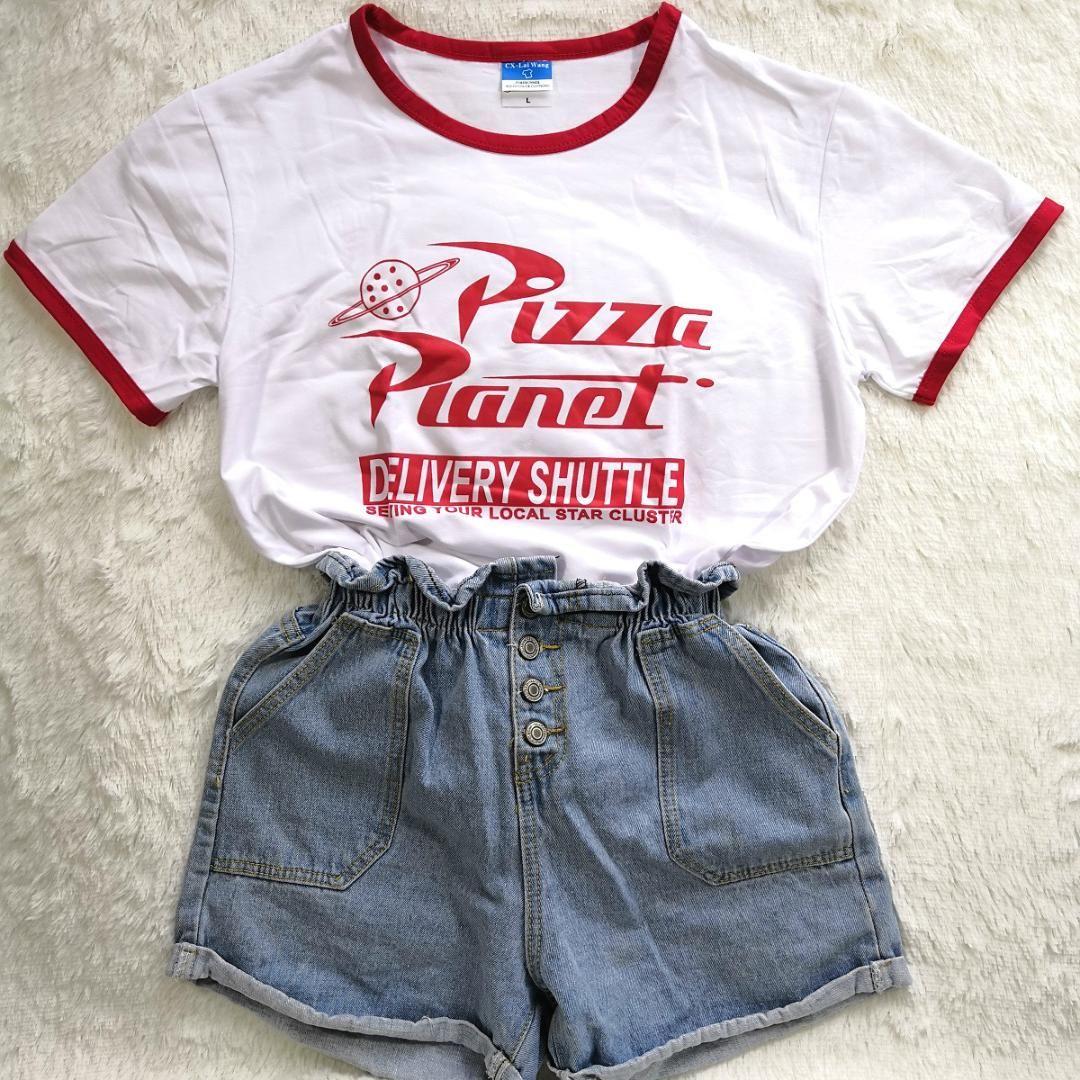 Fullsize Of Pizza Planet Shirt