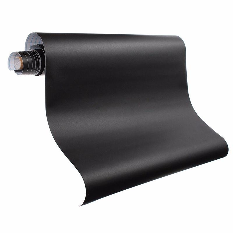 Hot Sale Black Chalk Board Blackboard Removable Vinyl Wall Sticker