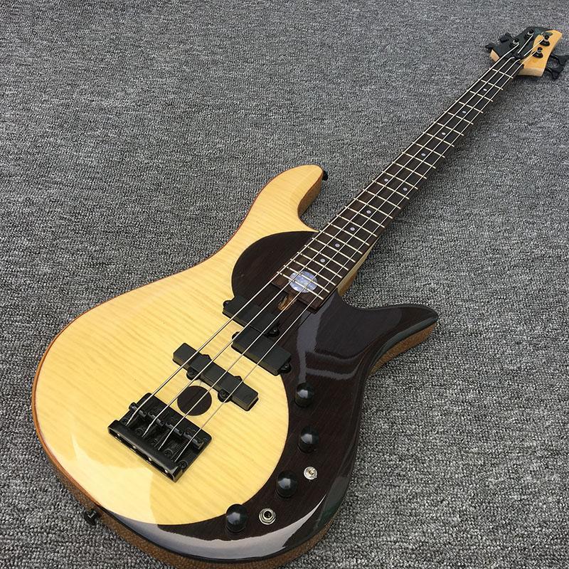 2018custom Shop,Butterfly Bass 4string Bass Guitar,Quality Assurance
