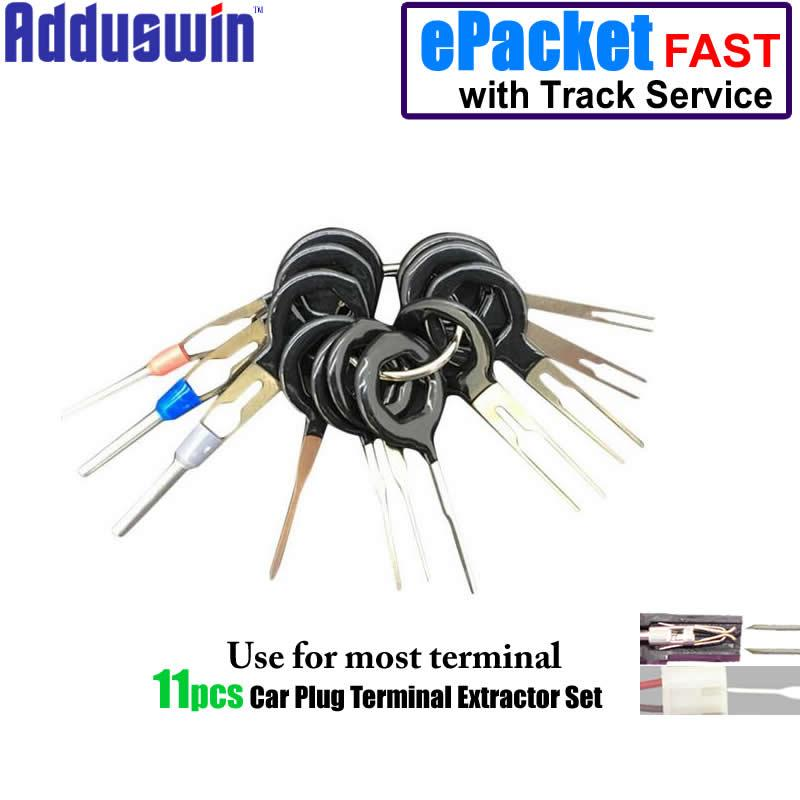 Adduswin Harness Terminal Extractor Pick Connector Crimp Pin Back