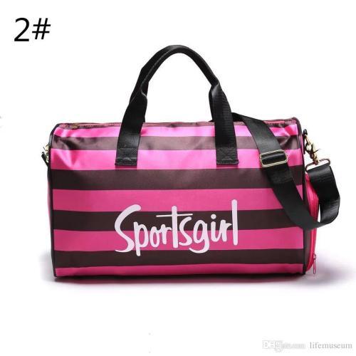 Medium Crop Of Pink Duffle Bag