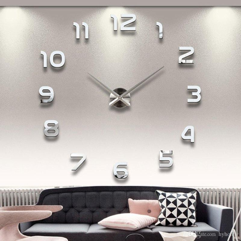 Large Of Oversized Wall Clock