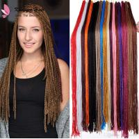 2018 Bohemian Style Long Micro Box Braiding Hair 30inch ...
