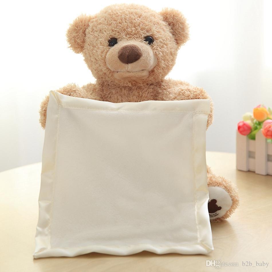 Fullsize Of Peek A Boo Bear