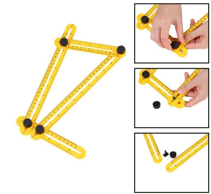 2019 Multi Angle Ruler Angle Izer Template Tool Angleizer Angle