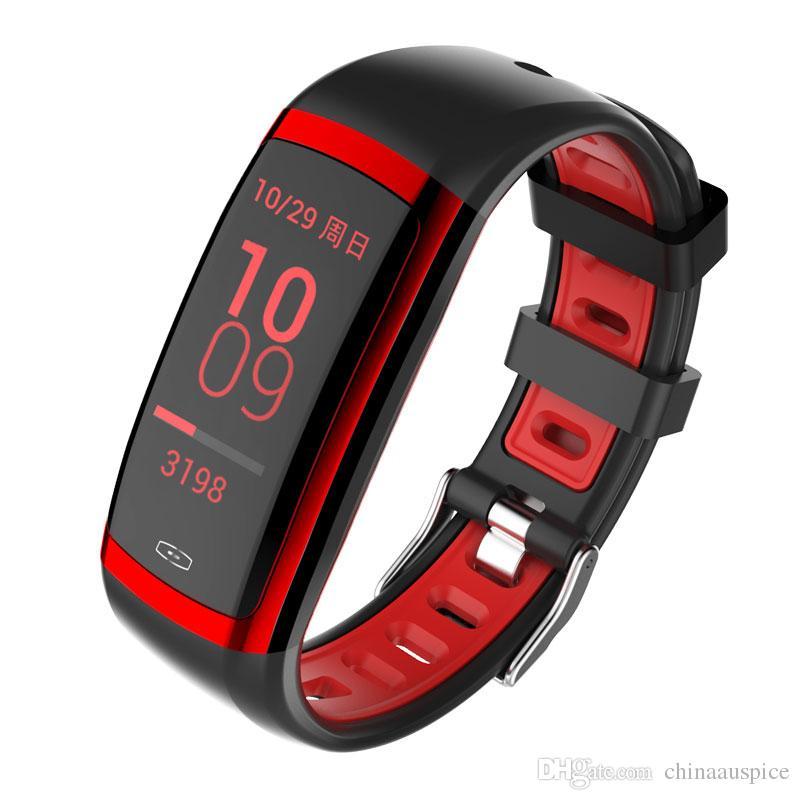 New CD09 Smart Bracelet Fitness Tracker Smart Watch Heart Rate