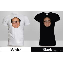 Stylish Philadelphiashirt Brand Cotton Men Clothing Male Slim Fit T Shirt T Shirtsdesign All T Danny Devito Face Ny T Shirt Always Sunny In Danny Devito Face Ny T Shirt Always Sunny nice food Danny Devito Funny