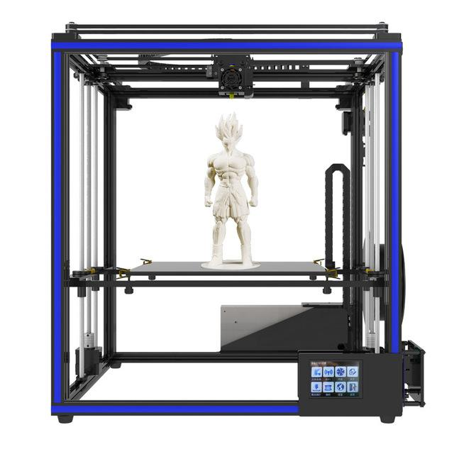 Tronxy High Accuracy 3D Printer DIY Kit With Heatbed Touch Screen
