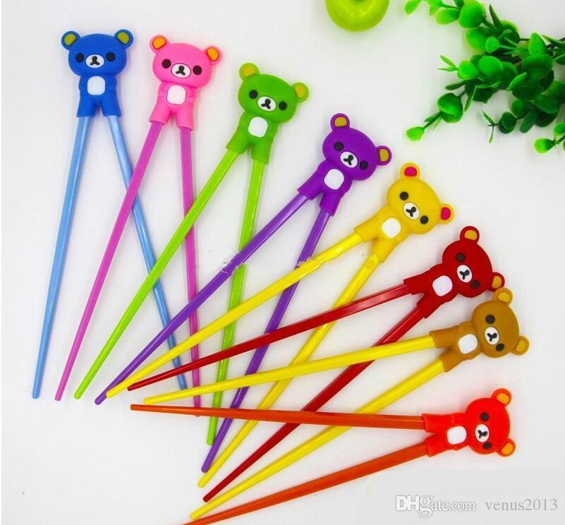 Children Chopsticks Gift Cartoon Style Kids Children Learning