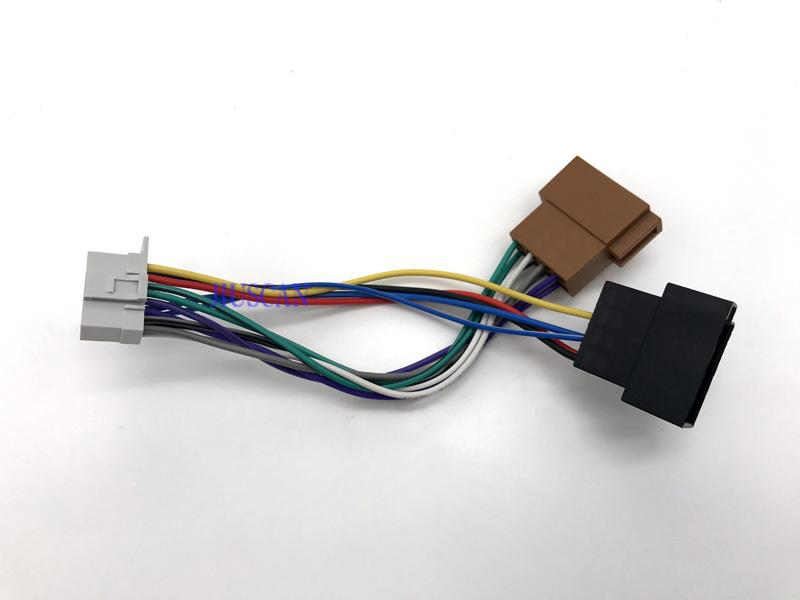2019 Wire Harness For Car Stereo CD Player Plug For Panasonic CQ