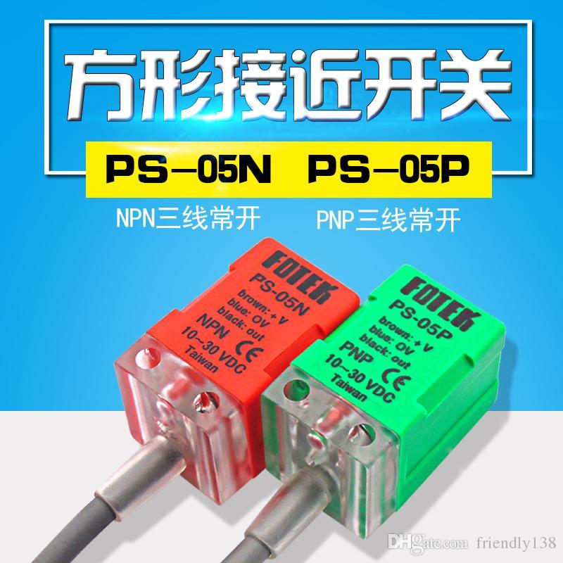inductive proximity sensor switch together with proximity sensor