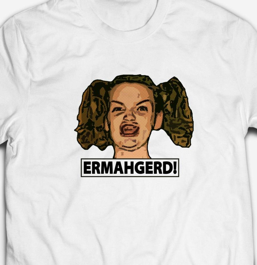 FUNNY VIRAL ERMAHGERD DANK MEME LORD INTERNET JOKE 100% Cotton Mens T Shirt TeeFunny Unisex Casual Top Long Sleeve T Shirts Vintage T Shirts From ...