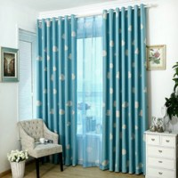 Discount Modern Living Room Curtains Drapes
