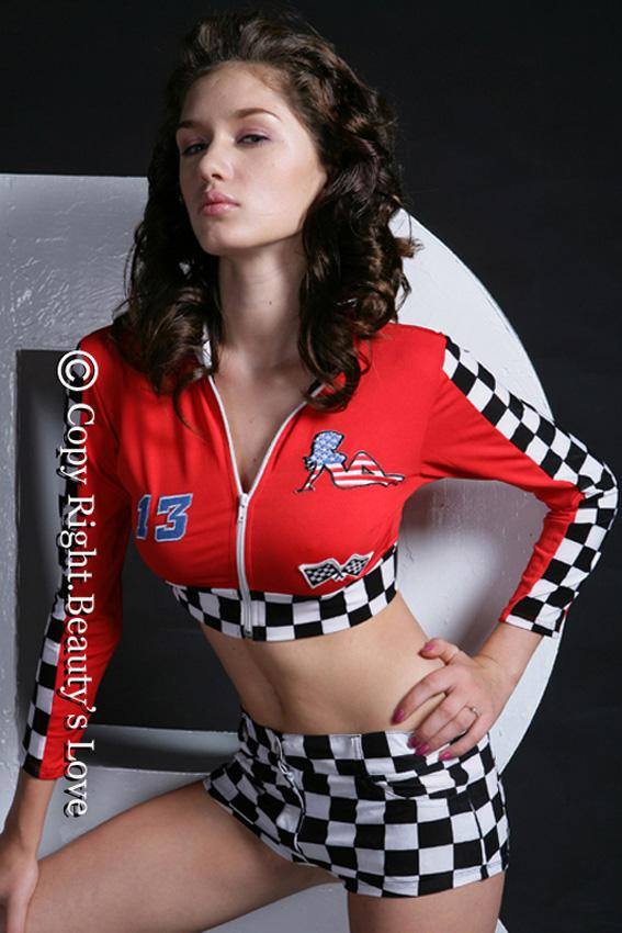 Girl Sprint Car Wallpaper 2018 2012 Adult Halloween Costumes Girls Sexy Two Piece