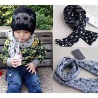 2018 Skull Scarf Kids Scarf Boy Scarves Children Baby Neck ...