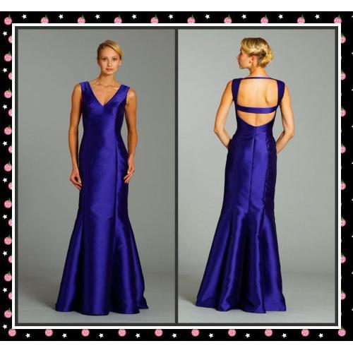Medium Crop Of Royal Blue Bridesmaid Dresses