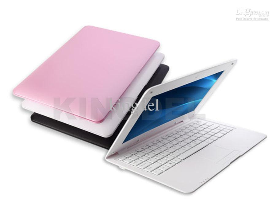 Cheap 101 Inch Android 44 Mini Laptop, Notebook Computer, Via