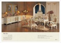 Italian Style,classical Carved Furniture,solid Wood Leaf ...