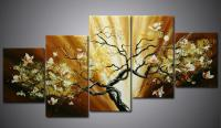 Oil Painting Canva Flower Landscape Modern Home Decoration ...