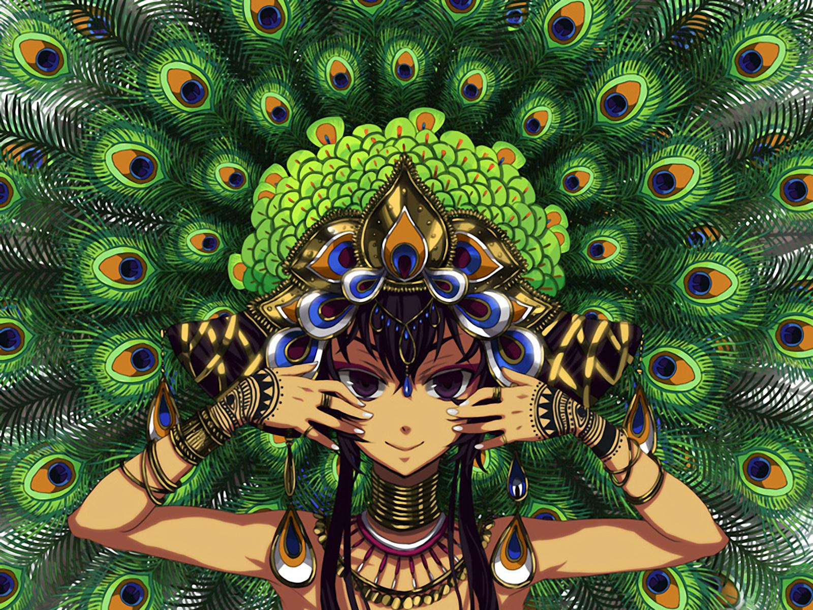 Psychedelic Girl Wallpaper 2018 Hot Selling Hd Print Oil Painting On Canvas Anime