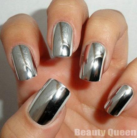 New Fashion 244 Designs Metallic Nail Foils Minx Wraps