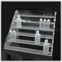 Acrylic E Liquid Juice Bottles Display Case Ego E Cig ...