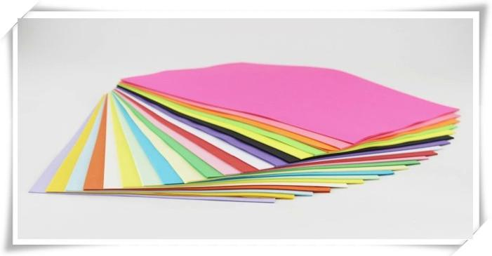 High Quality Cheap Price Coloful Print Paper,A4 Coloured Paper Print - colored writing paper