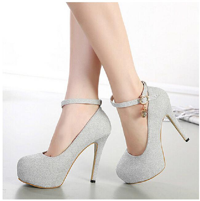 Cute Brand Wallpapers Sexy High Heels Women Shoes Woman New 2015 Ladies Ankle