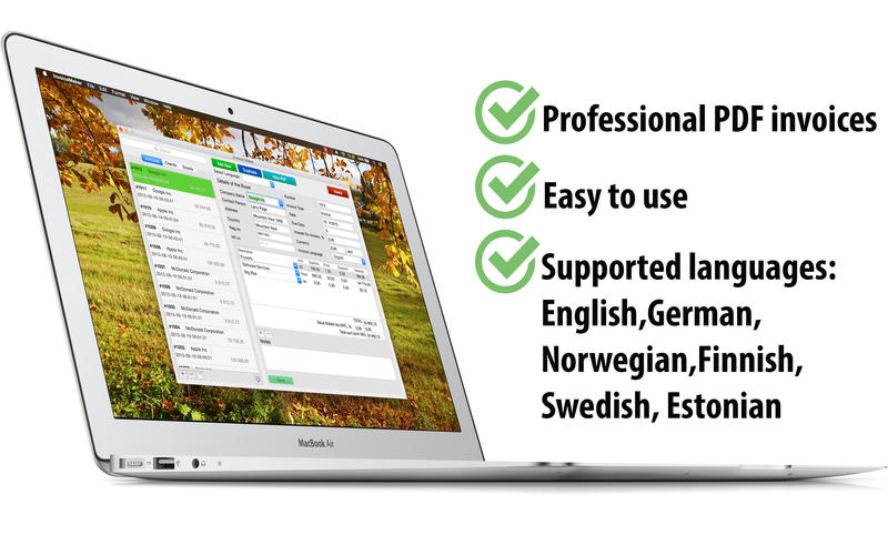 Invoice Maker \u2013 We make apps and provide accounting service